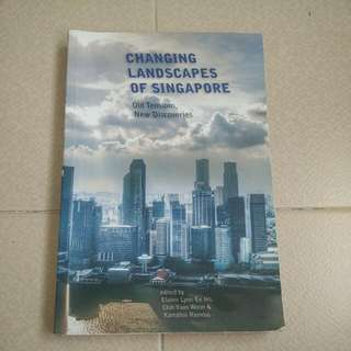 Changing Landscapes Of Singapore Compulsory Reading