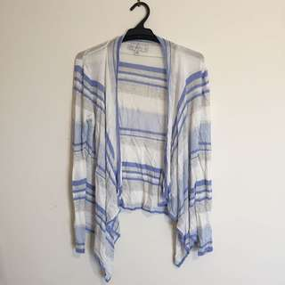 Forever New Drape Knit Cardigan - Size XS