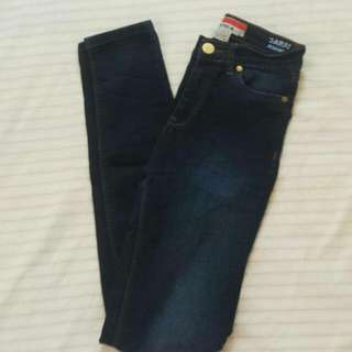 Castro Jeans Highwaist ripped jeans