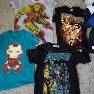 Iron MAN & Avenger Tshirt