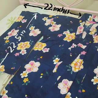 Japanese Summer Kimono Robe (Yukata)