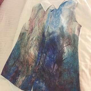 Printed Shirt (No Label)