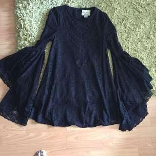 Wild fox Lace Dress