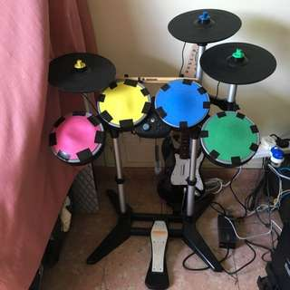 Rock Band 4 Bundle w/ Cymbals For Xbox One