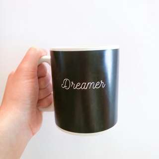 Heat Sensitive Dreamers Mug