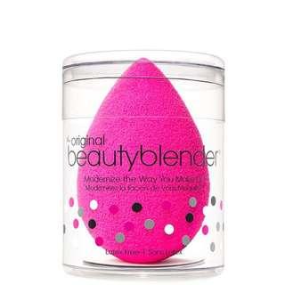 ‼️現貨‼️美國🇺🇸空運正品BeautyBlender original 桃色美妝蛋