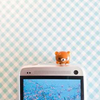 Cute Rilakkuma Phone Attachmemt