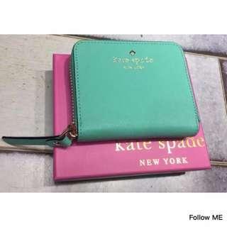 [現貨+預購] Kate Spade 實用零錢包(多色)