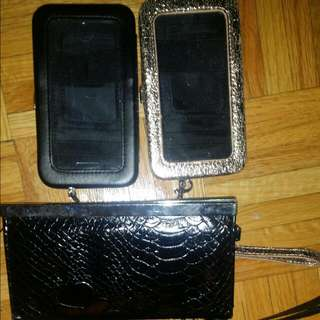 Lot Of Wallets & Accessories
