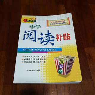 Chinese Practice Papers For Secondary School