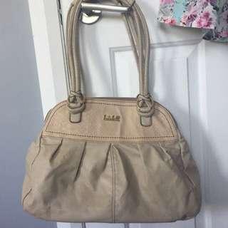 Beige Kate Hill Handbag