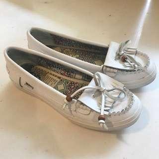 Vans Women Leather Shoes