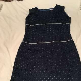 Size 12 Kamikaze Cotton Dress