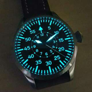 LF: The Pilot Watch In Picture
