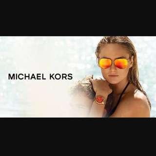Authentic MK Sunglasses