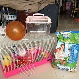 Hamster Items