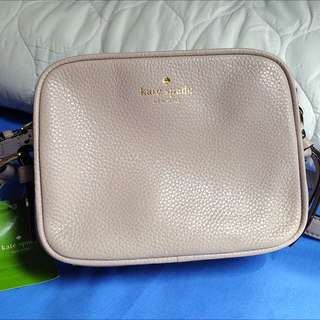 Kate Spade New York Mulberry Street Pyper Pebbled Leather Crossbody Shoulder Bag
