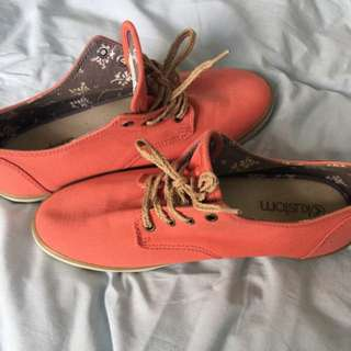 Kustom Shoes, Size 10