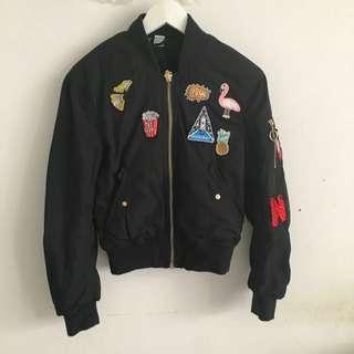 H&M Divided Bomber Jacket