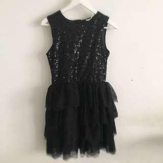 H&M Sequints Tutu Dress