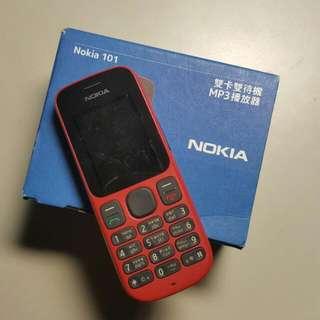 Nokia 101 雙卡雙待