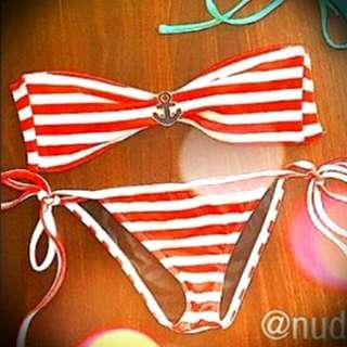 Nudo Swimwear two piece bikini