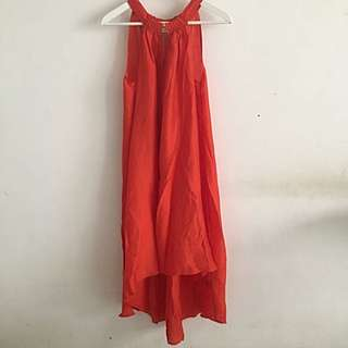 Preloved H&M Conscious Collection Summer Dress