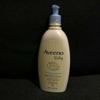 Aveeno Baby Daily Moisture Lotion, 18 Fl Oz (532ml)