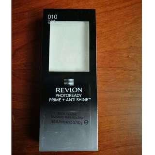 Revlon Photoready Prime + Anti Shine   高清無瑕杜絕油光美顏霜