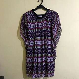 Colorful Sheath Dress