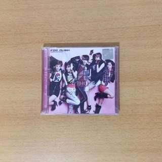 4Minute 1st Album 4Muzik