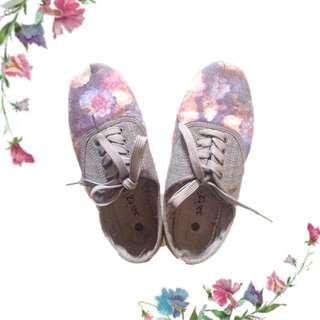 Juice Floral Sneakers