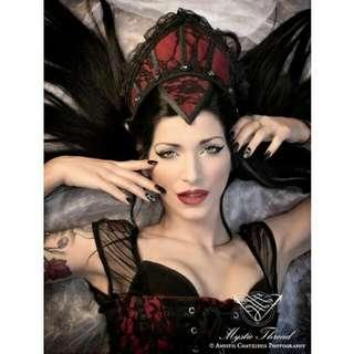 Cruelty Free makeup - Gothic, Lolita, Victorian Fashion