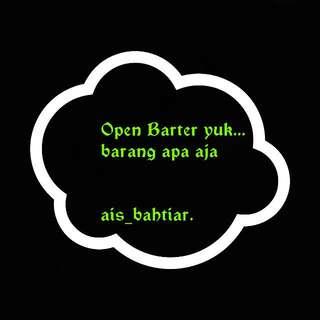 Open Barter nOW