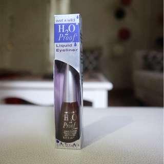 ((DISCOUNT)) Wet n Wild H2O Proof Liquid Eyeliner