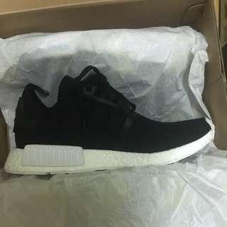 Adidas Nmd R1 黑白 Pk