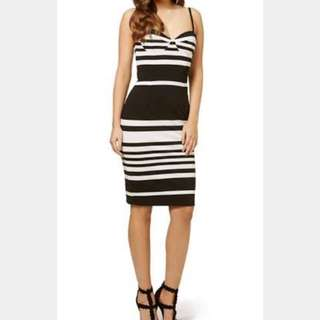 Amalfi Striped Dress by Kookai BNWT