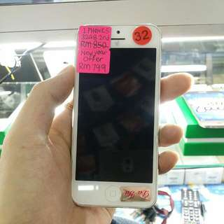 IPHONE 5 32GB 2ND