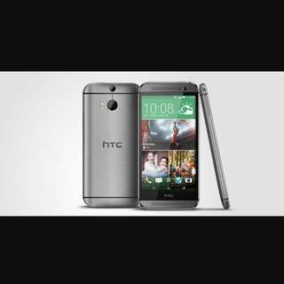 收HTC ONE M8 各色階可 需九成新