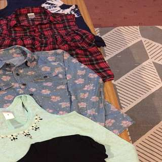 Girls Size 7-8 Clothes Lot $5
