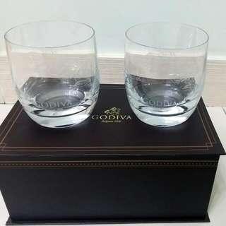 Godiva 水杯 Set