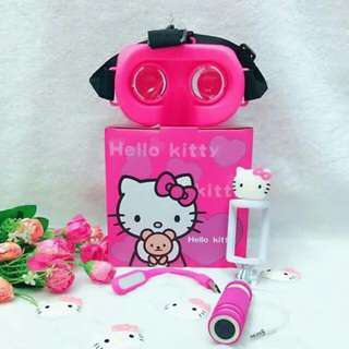 HELLO KITTY  VR BOX