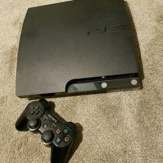 PS3 120GB console