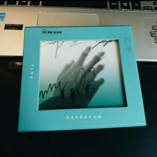DAY6 Daydream Signed Albums