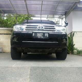 Toyota Fortuner G Diesel