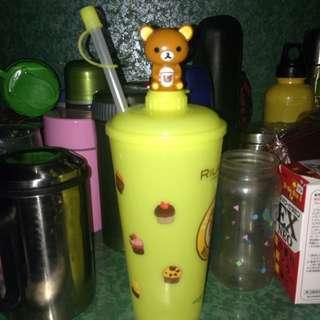 懶懶熊隨身杯