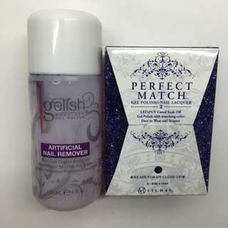Perfect Match Gel Polish & Remover
