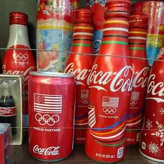 🚚 YUMO家  2016 巴西里約奧運 美國款 可口可樂