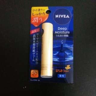 Nivea 日本版潤唇膏