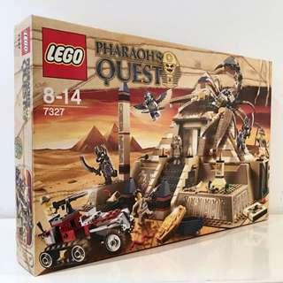 LEGO 7327 Pharaoh's Quest Scorpion Pyramid
